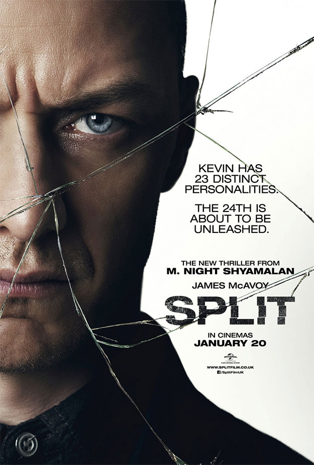 Ojito a lo nuevo de M. Night Shyamalan... Split