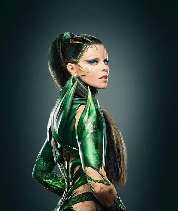 Dos nuevas imágenes de Rita Repulsa en Power Rangers