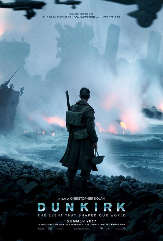 Primer cartel de Dunkirk