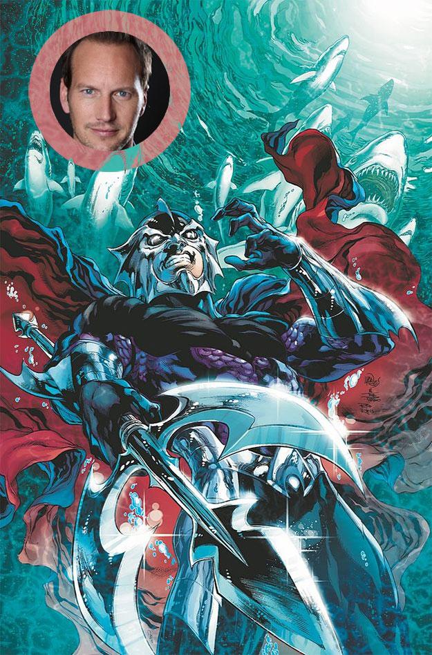 ¡Patrick Wilson será Orm en Aquaman de James Wan!