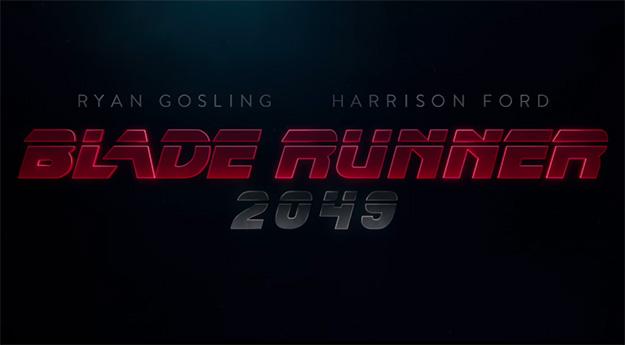 Primer trailer de Blade Runner 2049 de Denis Villeneuve
