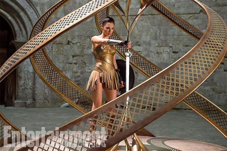 Wonder Woman pecando