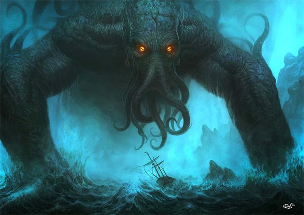¿Legendary TV prepara una serie sobre el universo de H.P. Lovecraft?