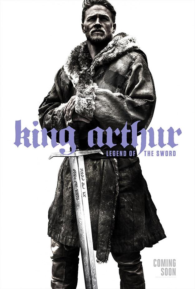 Buen póster de King Arthur: Legend of the Sword