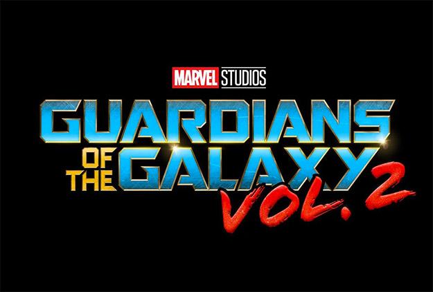 Logo de Guardians of the Galaxy Vol. 2