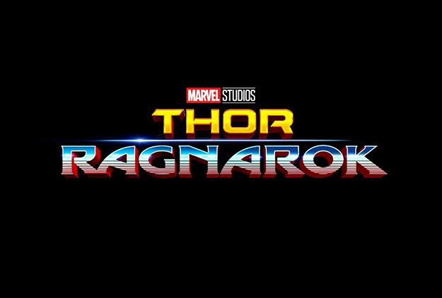 Logo de Thor: Ragnarok