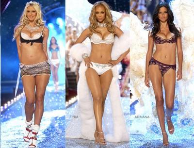 Victoria's Secrets Xmas Show 2005