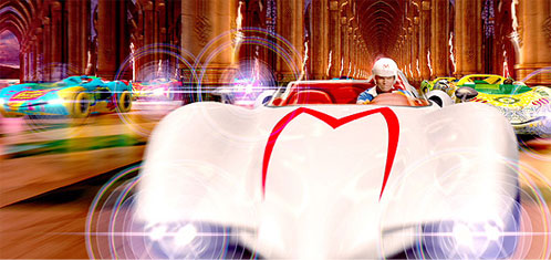 Speed Racer (fotograma 1)