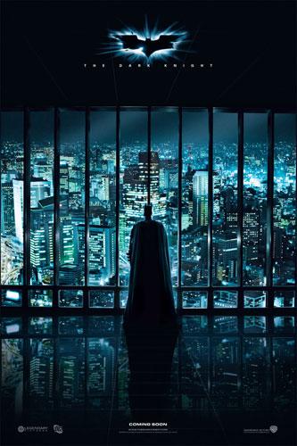 Cartel internacional Batman