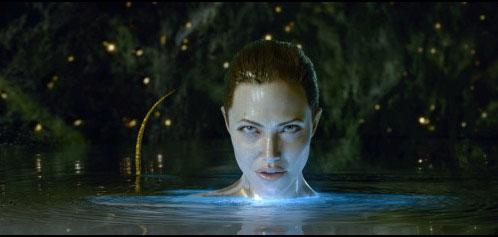 Beowulf. La madre de Grendel transformada