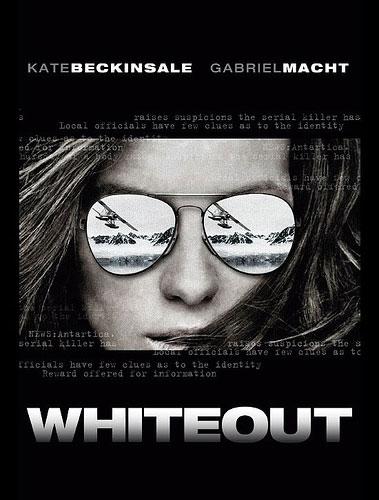 Nuevo póster de Whiteout