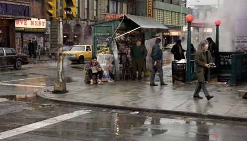 Escenario para Watchmen en el backlot de Warner Bros. Pictures (4)