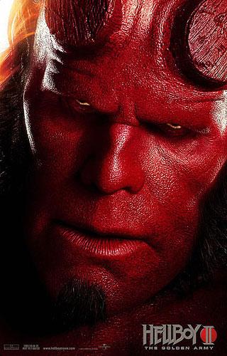 Hellboy II: The Golden Army. Hellboy