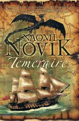 Naomi Novik - Temeraire (una de las portadas americanas)
