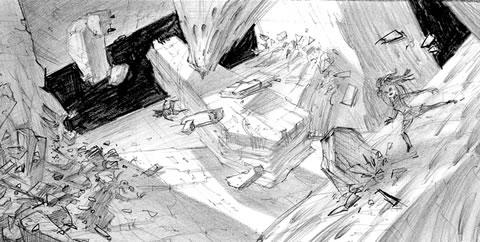 Power of the Dark Crystal (Arte Conceptual 4)