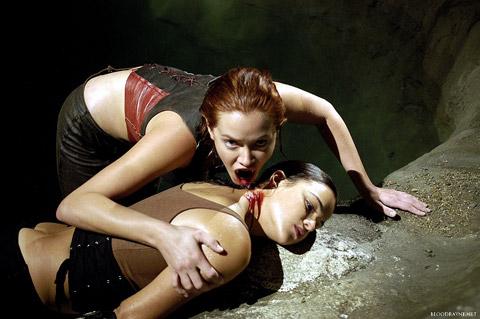 Rayne se merienda a Katarina... y quien no!