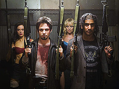 Para matar zombies... armamento de calidad