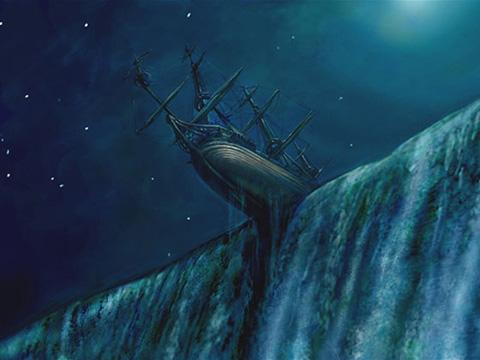 Viejas leyendas del mar: el fin del mundo