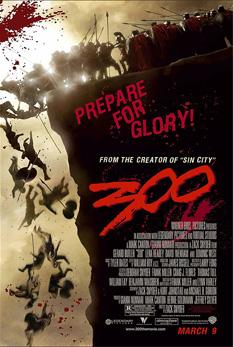 Nuevo póster de 300
