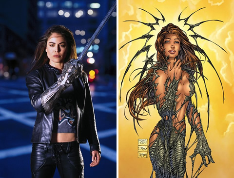 Witchblade (serie y cómic)
