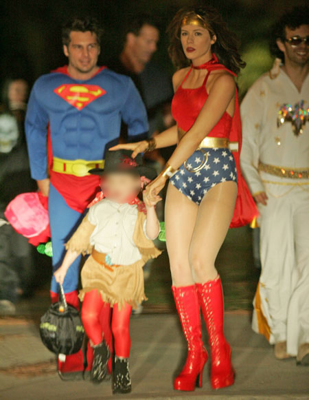 Kate Beckinsale como Wonder Woman