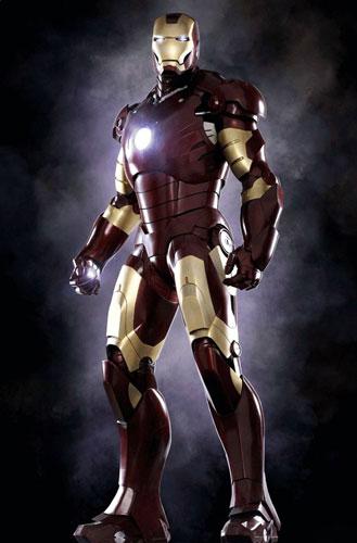 Nueva imagen de Iron Man