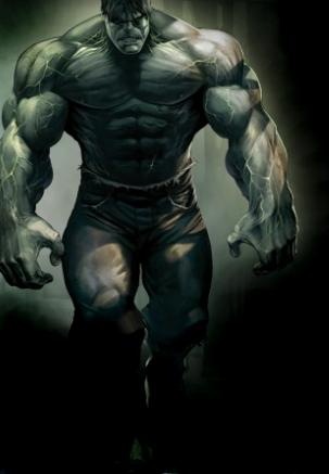 El nuevo Hulk
