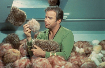 ¿Tribbles en Star Trek XI?