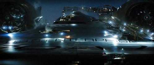 La USS Enterprise!