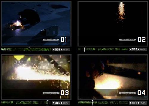 Lo que se ve en las cámaras de NCC-1701