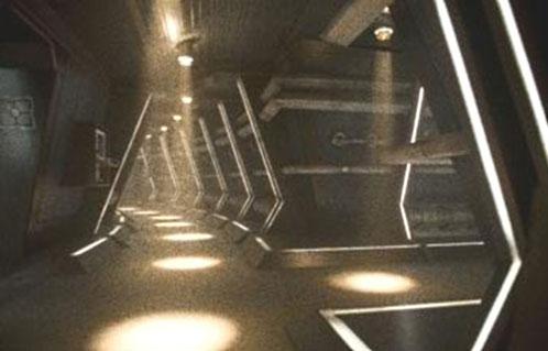 El interior de la USS Enterprise!