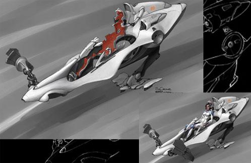 Arte conceptual de Neon Genesis: Evangelion