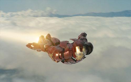 La Mark III de Iron Man
