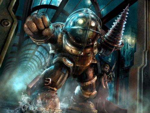 ¿Acabará Bioshock dando su salto al cine?