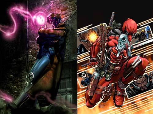 Gambit y Deadpool en Wolverine!