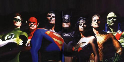 La Liga de la Justicia de nuevo al candelero!