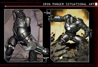 Diseños de Iron Monger