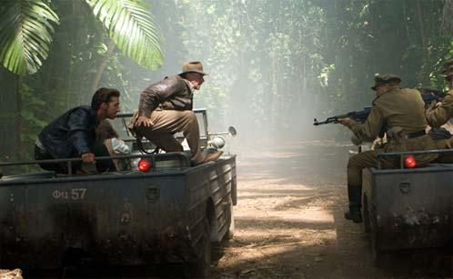 Nueva imagen de Indiana Jones y el Reino de la Calavera de Cristal