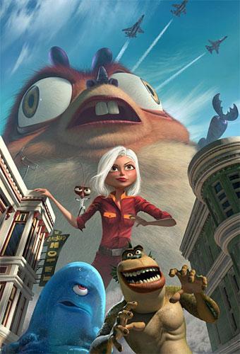 Nueva imagen de promoción de Aliens vs. Monsters