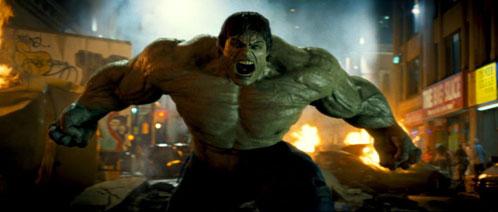 Hulk furioso!