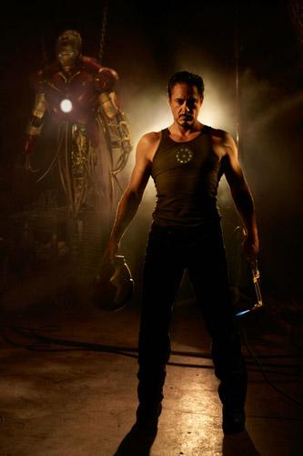 Imagen promocional de Iron Man
