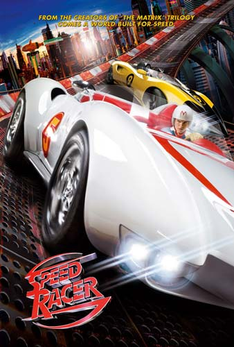 Cartel de Speed Racer 1