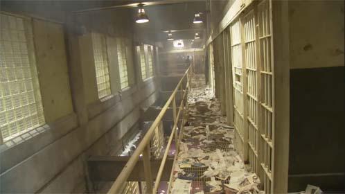 Cárcel donde encierran a Rorscharch
