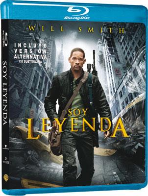 Carátula de la edición en Blu-Ray