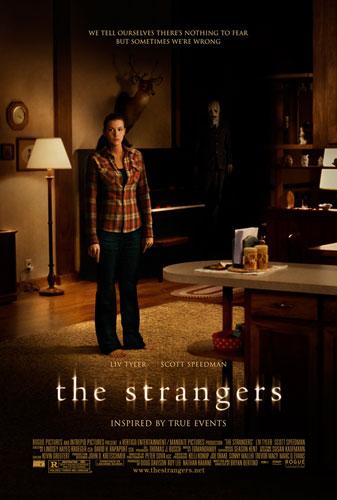 Póster de The Strangers para la NYCC
