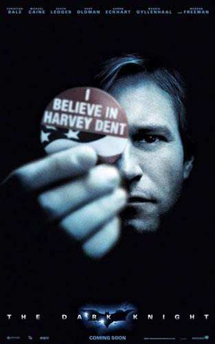 Nuevo cartel de The Dark Knight: Harvey Dent