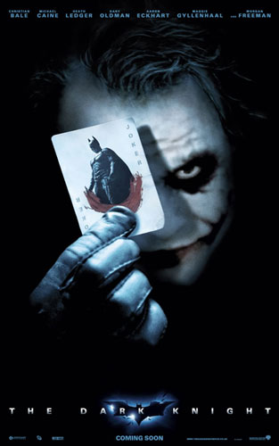 Nuevo cartel de The Dark Knight: The Joker