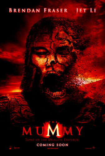 El nuevo póster de The Mummy: Tomb of the Dragon Emperor