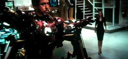 Busquemos a Wally en la imagen... digo, al escudo del Capitán América!