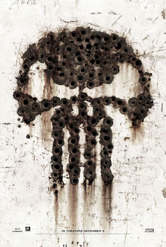 Teaser póster de Punisher: War Zone